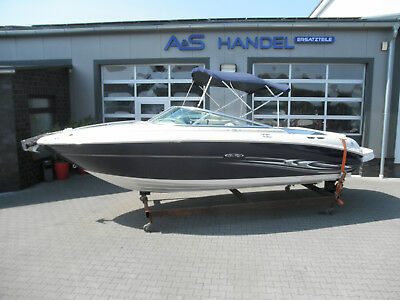 SeaRay 220 Sun Sport SSE Motorboot 4,3 V6 MPI 220PS Bj.2005 Sportboot Boot