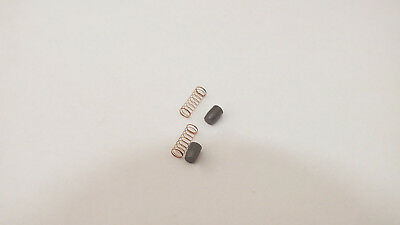 X8466 # Hornby Triang Ringfield Set Brushes & Springs 3 Pole     Y24A