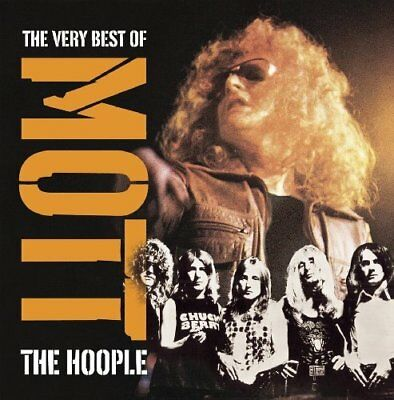 Mott The Hoople The Very Best Of Cd Album (Greatest Hits)