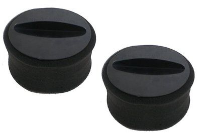 2 Sets Inner & Outer Filter For Bissell PowerForce & Helix Turbo Inner  203-7913