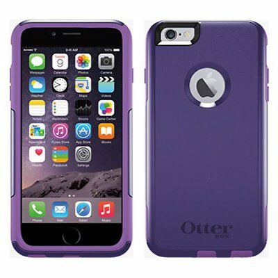 OtterBox Commuter Series for Apple iPhone 6 Plus and 6s Plus - (Hopeline Purple)