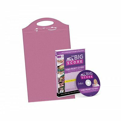 Crafters Companion The Big Score A3 Scoring Board with FREE Video Project CD-ROM