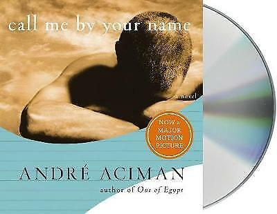 Call Me by Your Name by Aciman, Andre | Audio CD Book | 9781427291691 | NEW