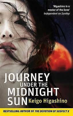 Journey Under the Midnight Sun, Higashino, Keigo, New
