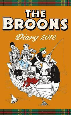 Broons Diary 2018 by The Broons Free Shipping!