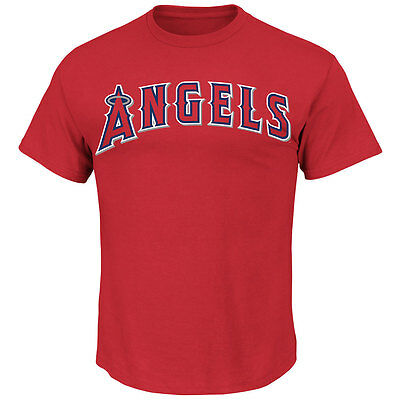 LA Angels Officially Licenced MLB Classic Logo T shirt