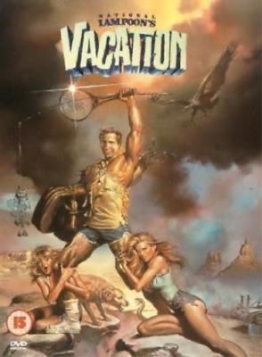 Chevy Chase, Beverly d'Angelo-National Lampoon's Vacation  (UK IMPORT)  DVD NEW