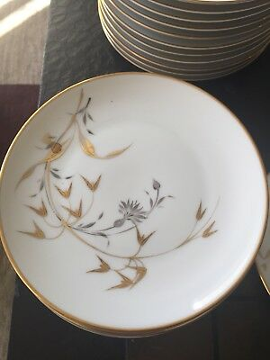 Vintage. Hand Painted Heinrich H&Co. Golden Harvest