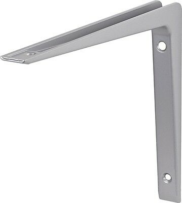 Dolle Aluminum Console Purist Diecast 150x100 Silver Shelf Holder Pad to 154.3