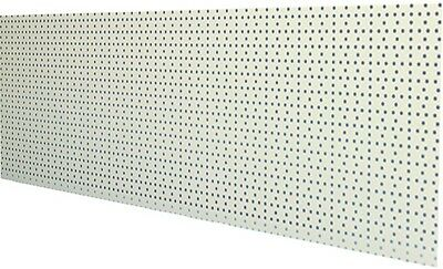 rl-rueckwand Cassette Back Wall 665mm x 400mm rundlochbohrung/Euro Perforation