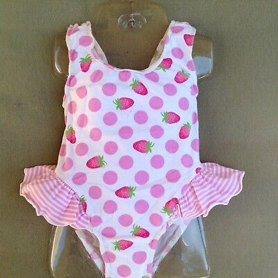 Girl Swimsuit Couture Brand New With Tags Frankie Daisy Size 4 / 4T