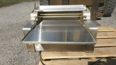 Anets Model MDR-8-3 Sheeter Dough Roller w/ Paperwork