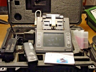 Siecor Corning C752/ X75 RIBBON Fusion Splicer WITH FIBER HOLDERS CLEVER & STRIP