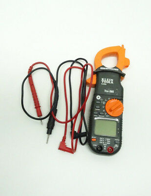 Klein Tools CL2000 True RMS Clamp Multimeter w/Leads 9/B16770A