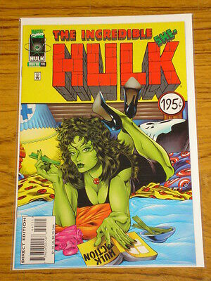 Incredible Hulk #441 Vol1 Marvel Comics May 1996