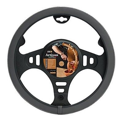 Sumex Hma70wn Car + Steering Wheel Cover Universal Italian Design Hand Stitched