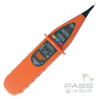 NEW Socket and See EPF30 Professional Easy Phase Tester / UK Stock