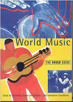 WORLD MUSIC – The Rough Guide  (the complete Handbook) Salsa To Soukous