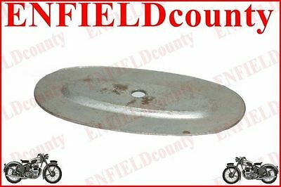 New Lambretta Steel Made Oval Air Filter End Back Plate Unit Gp Tv Sx Li @cad