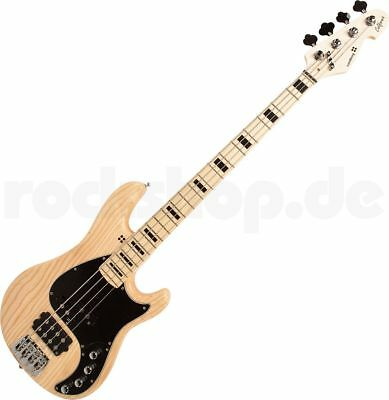 Sandberg California II VM-4 Modern Tradition matt MN Natur Blocks E-Bass Gitarre