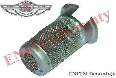 Inner / Inline  Petrol / Fuel Filter Steel Made For Vespa V50 Scooter @cad