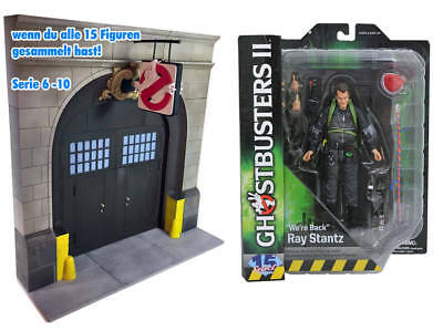 Ghostbusters 2 Select Actionfigur Serie 6 Deluxe Ray Stantz Diamond Select