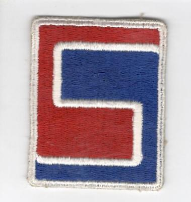 WW 2 US Army 69th Infantry Division Patch Inv# V684