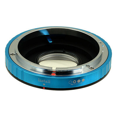 Fotodiox Pro Lens Adapter Canon FD and FL Lens to Nikon F-Mount Camera