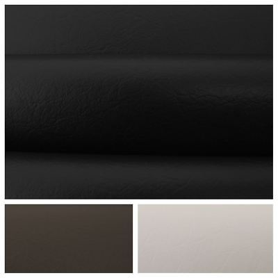 Smooth Grain Fire Retardant Textured Sofa Seating Faux Leather Upholstery Fabric