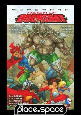 Superman Reign Of Doomsday  - Softcover