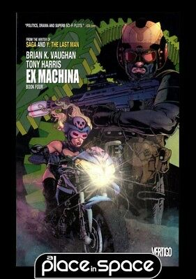 Ex Machina Book 04 - Softcover