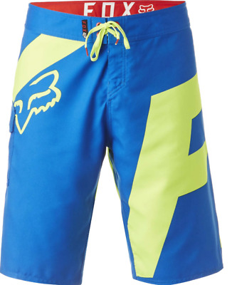 Fox Racing Overhead Ambush Boardshorts Swim Trunks - Blue *Various Sizes