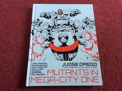 2000 AD Judge Dredd The mega collection Vol 46 Mutants in Mega city one
