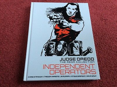 2000 AD Judge Dredd The Mega Collection Vol 22 Independent Operators