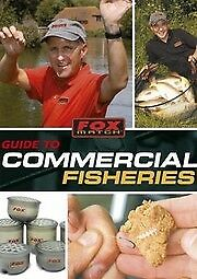Fox Guide to Commercial Fisheries, Pollard, Mark, New Book