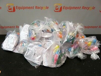 Hudson RCI Oxygen Adult Select-A-Vent Air Entrainment Mask 7' Tube New Lot of 49