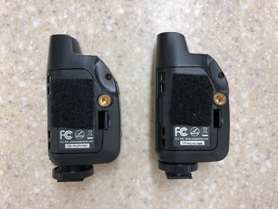 PocketWizard Plus III Transceiver Set Of Two-Barely Used
