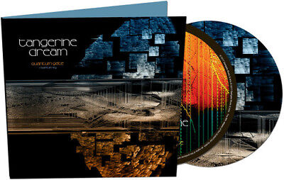 Tangerine Dream - Quantum Gate / Quantum Key EP [New CD]