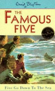 Famous Five: 12: Five Go Down To The Sea, Blyton, Enid, New Book