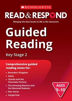 GUIDED READING KEY STAGE 2, Pope, Samantha, Dowson, Pam, Jones, E...
