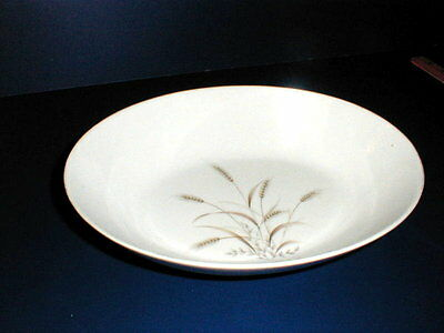 Fine China of Japan GEMINI WHEAT Oval Vegetable Bowl