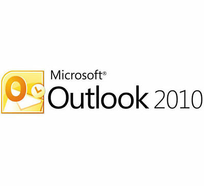 Microsoft Outlook 2010 - 1 PC Deutsch Vollversion