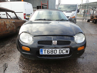 1999 MG/MGF 1.8i VVC - BREAKING FOR PARTS ONLY
