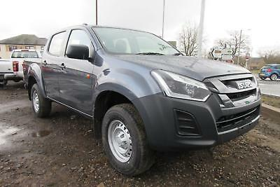 2018 18 ISUZU D-Max 1.9 Manual DOUBLE CAB PICKUP DELIVERY MILEAGE
