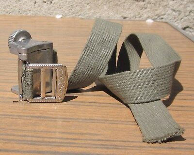 Antique Wwii Ww2 1940 German Trench Field Red Cross First Aid Medical Tourniquet