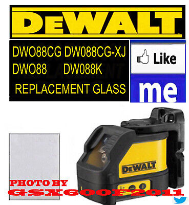 Dewalt Dw088Cg/088Cgxj Dw088/088K Replacement Glass/laser/repair Get Tomorrow