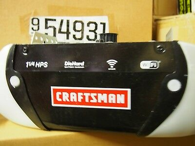 Sears Craftsman Garage Door Opener Replaces 13954920 New Motor Only