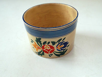 1891 - 1902  Minton Small Bowl Possibly For Sugar  Floral Pattern