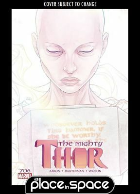 The Mighty Thor, Vol. 2 #706A (Wk17)