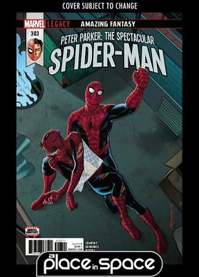 Peter Parker: The Spectacular Spider-Man #303A (Wk17)